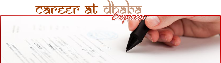 ABOUT DHABA EXPRESS